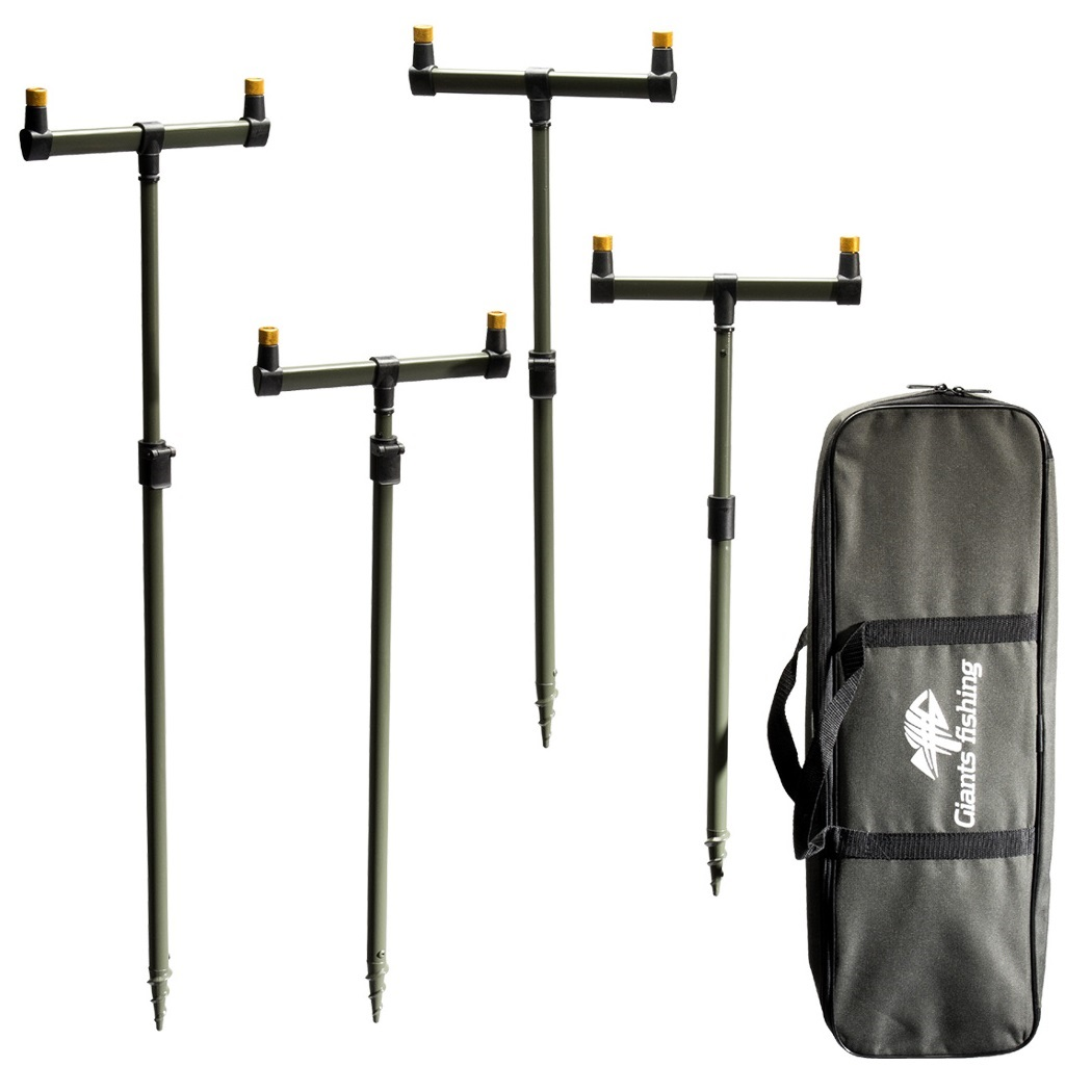 GIANTS FISHING - Sada hrazd s tyčemi Buzzer Bar Set