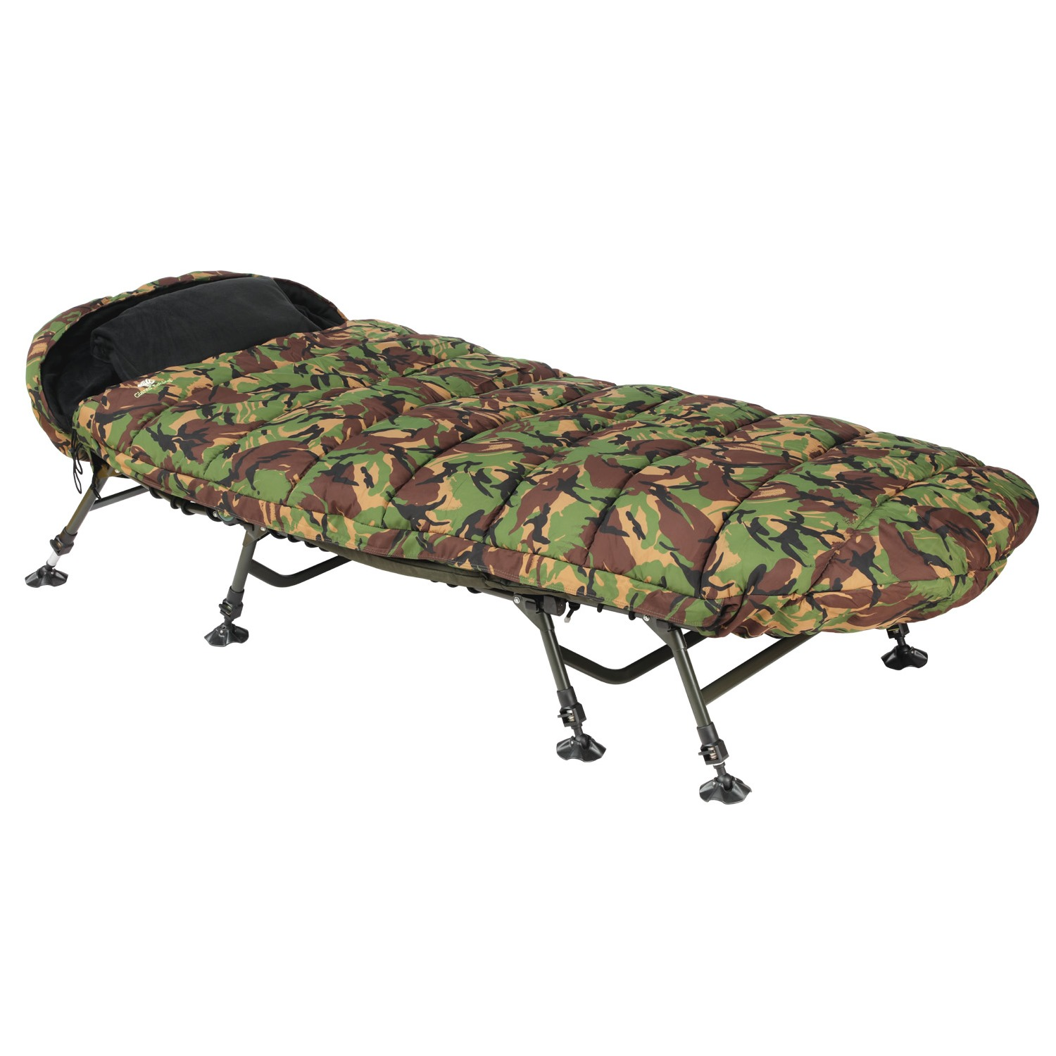 GIANTS FISHING - Spací pytel 5 Season Ext Camo Sleeping Bag