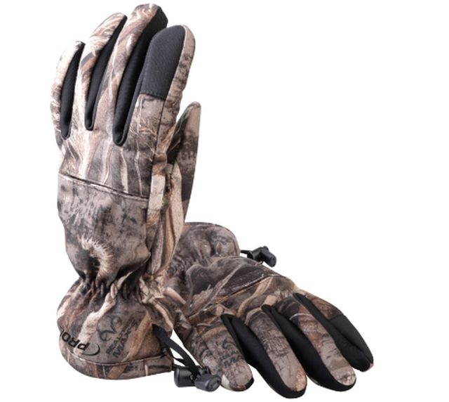 zimní rukavice Prologic Max5 Thermo Armour Gloves vel. XL