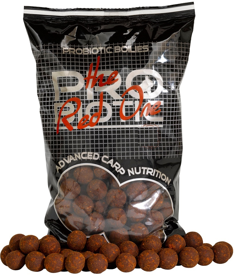 STARBAITS - Boilies Probiotic The Red One 20mm / 1kg