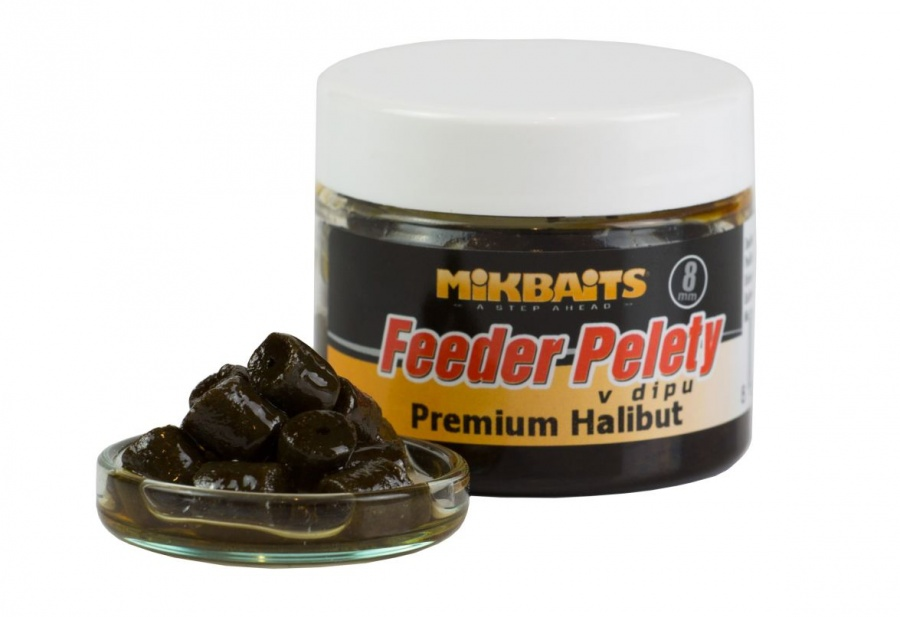 MIKBAITS - Peletky v dipu Feeder 50ml