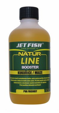JET FISH Booster Natur Line Kukuřice 250ml