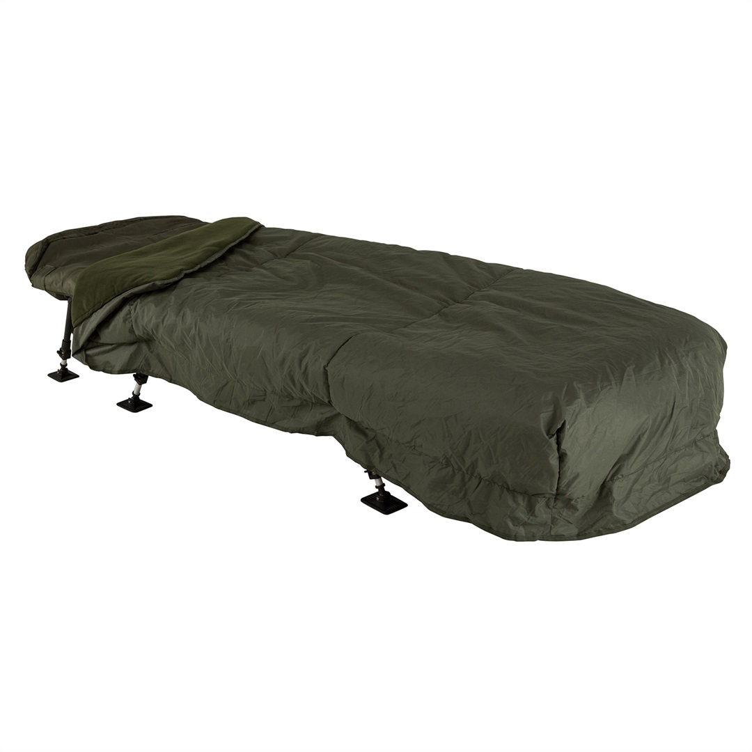 JRC - Spací pytel Defender Sleeping Bag & Cover Combo