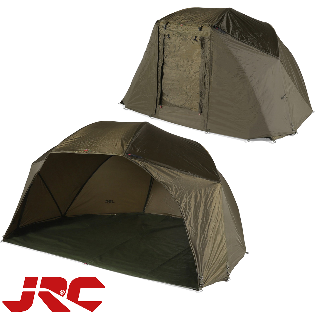 "JRC - Brolly Defender Oval 60"" + přehoz na brolly Defender Oval 60"""