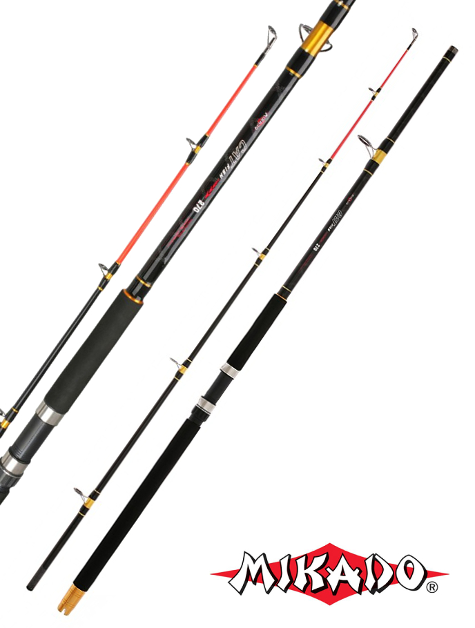 MIKADO - Prut Cat fish 240cm / do 300gr.