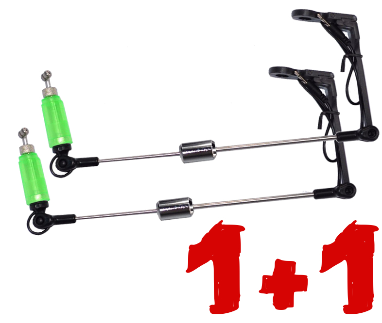 AKCE 1+1 MIVARDI - Swing Arm Easy Green