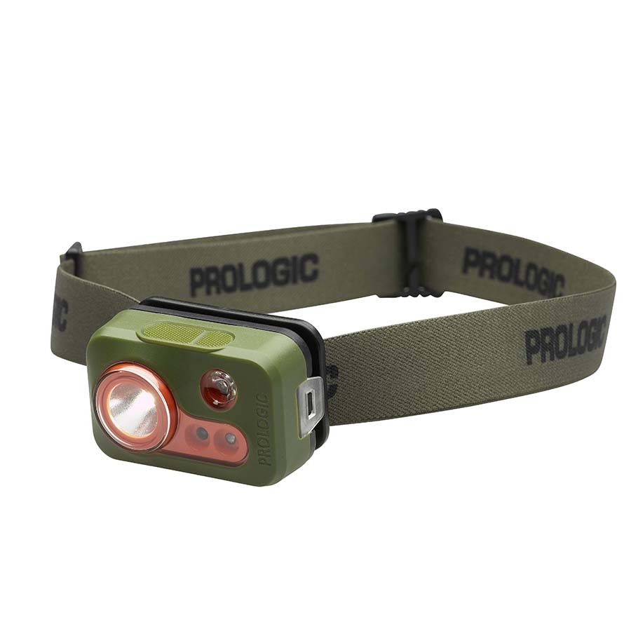 PROLOGIC - Čelovka Lumiax MKII Head Lamp