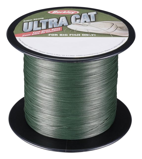 BERKLEY - Šňůra Ultra Cat 0,50mm / 75kg / 1m