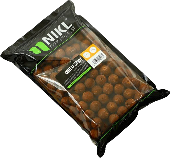 KAREL NIKL - Boilies Economic Feed 5kg / 20mm / CHILLI SPICE