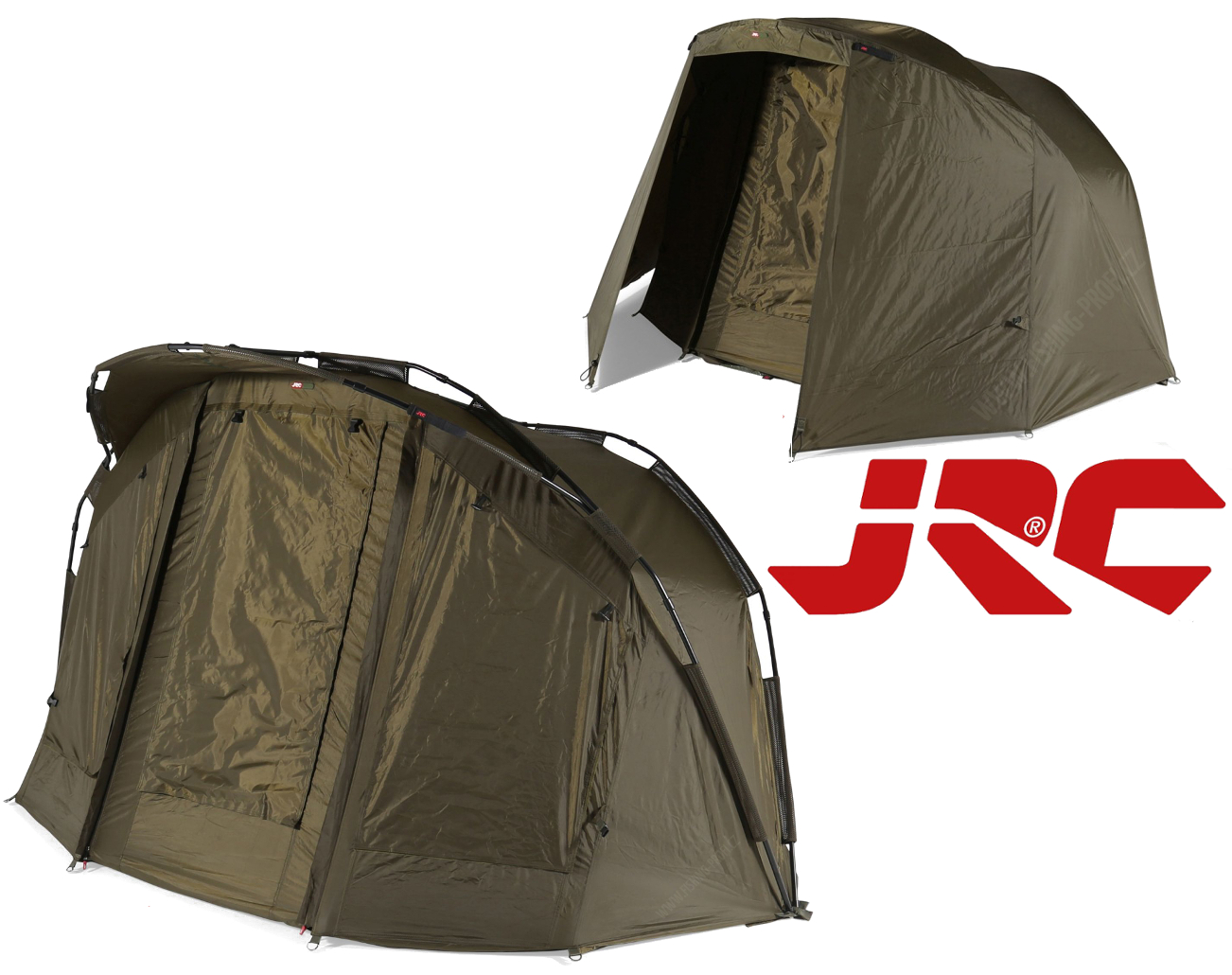 JRC - Bivak Defender Peak Bivvy 2 Man + přehoz Defender Peak 2man Wrap