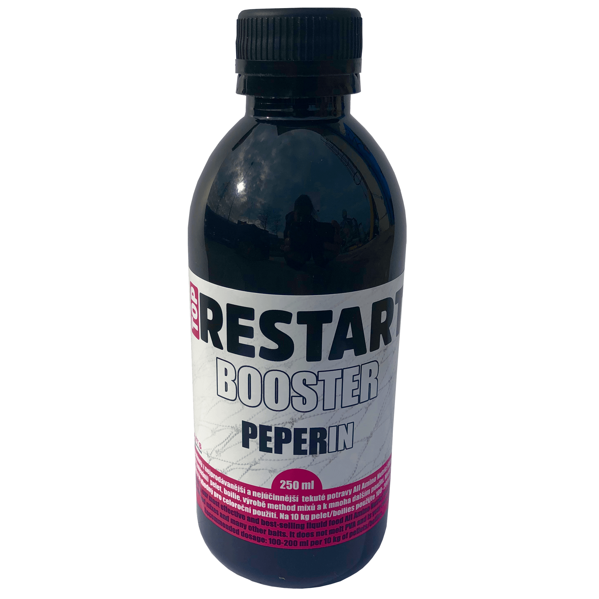 LK BAITS - Booster Top Restart PEPERIN 250ml