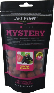 JET FISH Boilies Mystery Super Spice 250g 20mm
