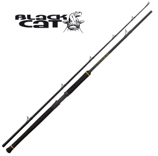 BLACK CAT Prut Black Passion Boat 240cm 600g 2-díl