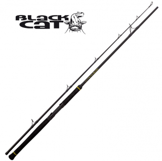 BLACK CAT Prut Black Passion Spin 240cm / 50-200g / 2-díl