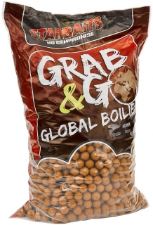 STARBAITS Boilies Grab&Go Global Scopex 10kg 20mm