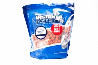 NASH Boilie Instant Action Monster Crab 12mm 200g