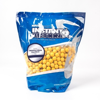 NASH Boilie Instant Action Pineapple Crush 20mm 1kg