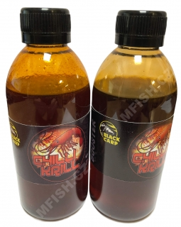 BLACK CARP Booster Chilli-Krill 250ml