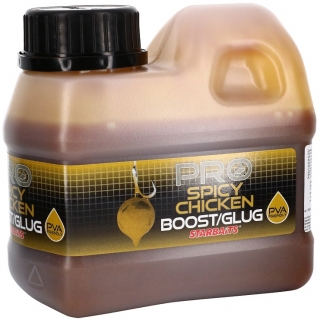 STARBAITS Booster Pro Spicy Chicken 500ml