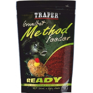 TRAPER Method Feeder Ready MED 750g