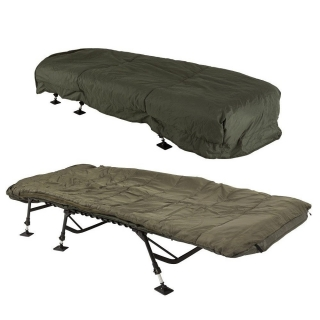 JRC Spací pytel Defender Sleeping Bag & Cover Combo