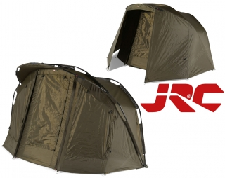JRC Bivak Defender Peak Bivvy 2 Man + přehoz Defender Peak 2man Wrap
