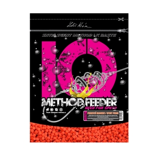 LK BAITS - IQ Method Feeder Speed Pellets 600gr. / 4mm / PIKANTNÍ BROSKEV