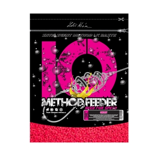 LK BAITS - IQ Method Feeder Speed Pellets 600gr. / 4mm / CHERRY