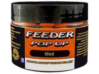 CARP SERVIS VÁCLAVÍK Feeder Pop Up Med 30g 9mm