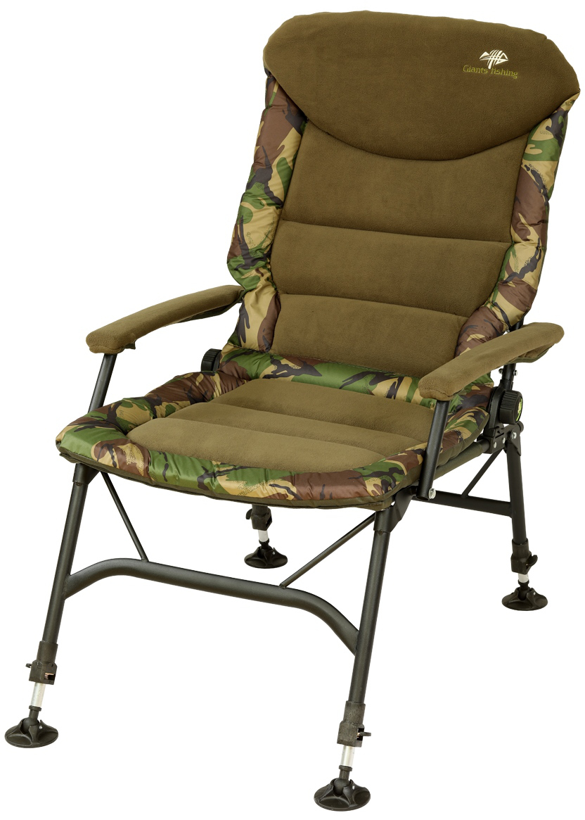 Giants Fishing Sedačka RWX Large Camo Chair