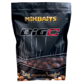 MIKBAITS Boilie BigC Cheeseburger 1kg 24mm